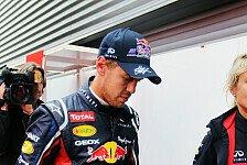 Formel 1 - Stewards verdonnern Vettel zu Geldstrafe