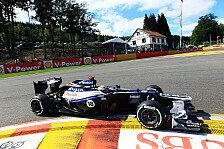 Formel 1 - Gute Vorsätze bei Maldonado