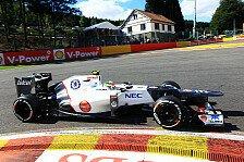 Formel 1 - Perez gibt das Ziel vor: Podium oder Sieg