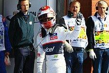 Formel 1 - Jubel bei Sauber