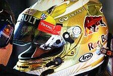 Formel 1 - Vettel: Der Sieg ist das Ziel
