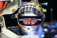 Formel 1 - Schumacher kommentiert Gerüchte nicht