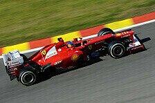 Formel 1 - Ferrari: Alonso mit Treuebekenntnis