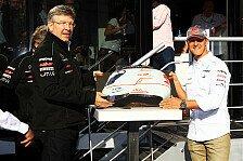 Formel 1 - Schumacher bald in administrativer Rolle?