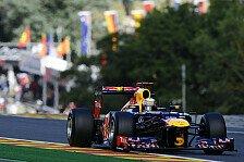 Formel 1 - Vettel: Ein verrücktes Rennen