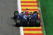 Formel 1 - Webber: Konstanz wichtig, aber nicht ausreichend