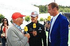 Formel 1 - Lauda: Hamilton-Verpflichtung sensationell