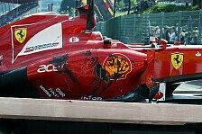 Formel 1 - Ferrari: Schluss mit dem Frust!