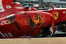Formel 1 - Ferrari fordert Reaktion auf Startcrash in Spa