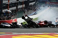 Formel 1 - Perez: Für den Fehler eines Anderen bezahlt
