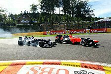 Formel 1 - Maldonado verliert in Monza zehn Startplätze