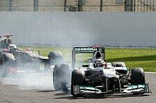 Formel 1 - Bilder: Spa: Schumis Wohnzimmer