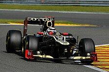 Formel 1 - Räikkönen: Es geht ganz schnell