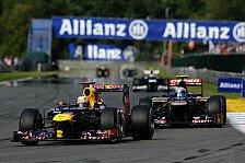 Formel 1 - Vettels Manöver: Ferrari untersucht den Vorfall