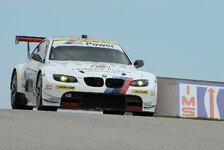 USCC - Plätze vier und neun für BMW in Virginia