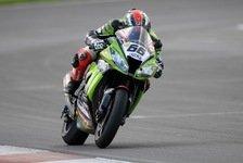 Superbike - Sykes kämpfte mit den Reifen