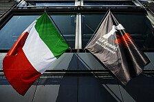 Formel 1 - Zeitplan für den Italien GP 2015