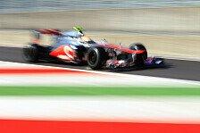 Formel 1 - Guter Tag für Hamilton