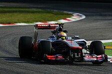 Formel 1 - Danner tippt Hamilton auf Pole