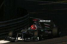 Formel 1 - Schumacher genoss den Freitag in Monza