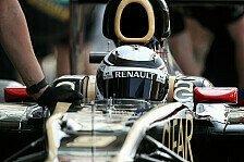 Formel 1 - Räikkönen: Kein schlechter Freitag
