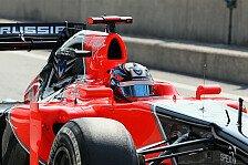 Formel 1 - Glock ist happy mit dem Auto