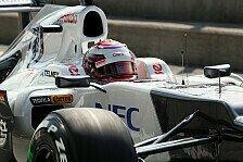 Formel 1 - Sauber reist optimistisch nach Suzuka