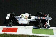 Formel 1 - Sauber fehlt der Speed