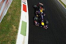 Formel 1 - Vettel: Platz sechs das Maximum