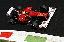 Formel 1 - Massa erwartet starkes Ergebnis in Monza