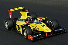 GP2 - Valsecchi stößt das Tor zum Titel auf