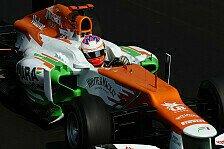 Formel 1 - Strafversetzung: Getriebewechsel bei di Resta