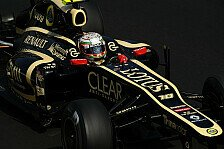 Formel 1 - Boullier: Grosjean hat seine Lektion gelernt