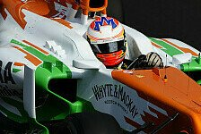 Formel 1 - Di Resta: Keine Angst vor starkem Teamkollegen