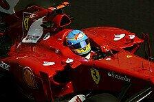 Formel 1 - Alonso sieht sich im WM-Kampf im Vorteil