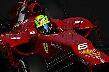Formel 1 - Massa: Werde alles mir Mögliche tun