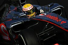 Formel 1 - 3. Freies Training: McLaren vor Ferrari