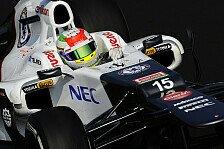 Formel 1 - Perez fühlt sich bereit für Top-Team