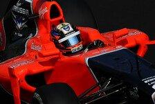 Formel 1 - Glock: Schützenhilfe von Rosberg