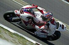 Superbike - Nur Rang vier für Rea
