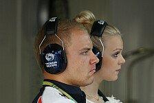 Formel 1 - Bottas bereit für Williams-Cockpit