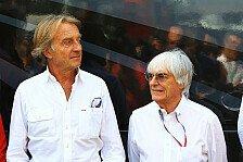 Formel 1 - Montezemolo: Kritik an Schumacher & Ecclestone