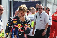 Formel 1 - Horner: Fehler dürfen sich nicht wiederholen