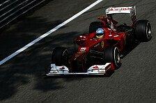 Formel 1 - Mechanische Probleme bremsen Alonso