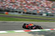 Formel 1 - Vettel erwartet keinen Sieg