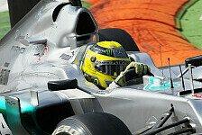 Formel 1 - Rosberg: 2013 auf jeden Fall im Silberpfeil