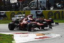 Formel 1 - Ferrari: Red Bulls Doppelausfall als Motivation