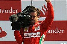 Formel 1 - Alonso: Ein perfekter Sonntag