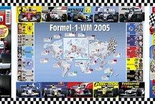 Formel 1 - Top in Sport F1-Sonderheft: Mit Kai Ebel fit für den Saisonstart