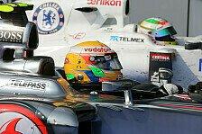 Formel 1 - McLaren sucht nach Hamilton-Nachfolger